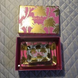 Lilly Pulitzer Accessories - NWT Lilly Pulitzer Trinket Trays